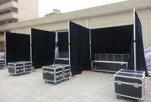 Trade show booth / pipe and drape used for trade show booth,exhibition etc.