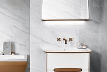 Star Modular Range / Beautiful to behold, fabulous to touch, Star proves the old adage that less is more. Simplicity meets sophistication with aesthetically pleasing curves, tactile Coralux solid surface and dramatic bursts of accent colour to make this a show-stopper in any bathroom.