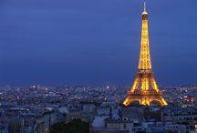 Ah, Paris / My favorite city in the world.
