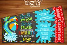 Water Party Ideas For Kids