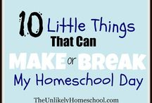 Homeschool Tips / Posts to encourage you on your homeschool journey and tips to help you along the way