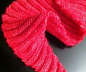 Knitting - SCARVES… Cowls moved to their own board