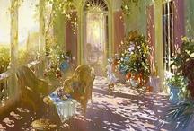 Le Jardin d'Amour art