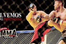 Velada MMA GALICIA en VIGO / Atletas de Elite