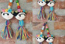 Crochet llaveros