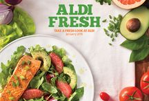 Take a Fresh Look at ALDI / Make this YOUR year with all the essentials for managing a healthy lifestyle and healthy budget! / by ALDI USA