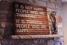 Thanksgiving / by Cheryl Grider
