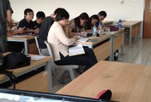 activity during lecturing @UBM