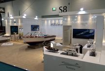 London Boat Show 2015 / Ferretti Group, in partnership with Ventura UK Limited, at the London Boat Show from 9th to 18th January, 2015