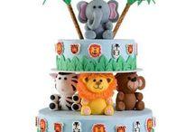 Kids Party Ideas - Safari/Jungle