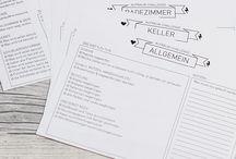 Organisation/Bullet Journal