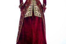 Garde-robe d'antan