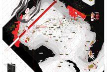 Architectural Maps & Diagrams