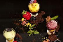 Sorbety / Sherbets / Chwila wytchnienia od gorąca i rozkosz dla podniebienia odnaleziona w zmrożonej słodyczy świeżych owoców... LATO zaklęte w nieziemskich sorbetach!