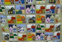 House Quilts / Beautiful Quilts from all over the word