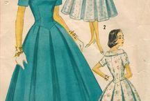 modelli anni 50
