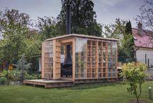garden house-summer kitchenette