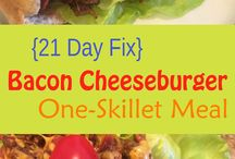 21 day fix supper