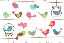 bird patterns and templates