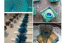 Hochzeitsdekoration / Dekorationen für deine Hochzeit