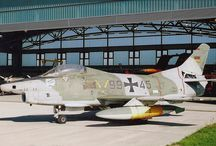 Fiat G-91 the last fighter made by Fiat
