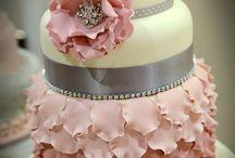 Carols wedding cake