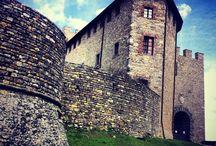 Castello di Montegiove / Immerso nel verde, una perla della nostra regione...