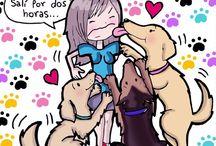 kutyas rajzok