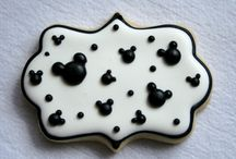 Cookie Inspiration - Mickey Mouse and Friends / Sugar cookies