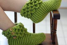 Knit & Crochet / by Rie