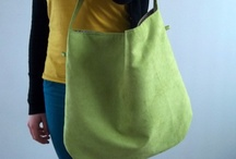 Hobo bag, Summer bag, ILAJLA bag, Green bag, Fashion bag,