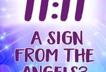 Angel Signs / Pay attention! Signs and symbols representing the presence of angels, spirit guides, and even your loved ones in Heaven can take many forms!   Angels may speak to you through direct messages, or your guidance may, especially at first come in a way that seems a bit more indirect through spiritual and supernatural signs, omens, and symbols from the heavens.  Pinning about angel numbers, butterflies, feathers, coins, feelings, inspired ideas, spiritual gifts and more!