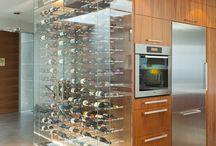 Una vinoteca en casa