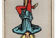 The Hanged Man - Tarot Cards