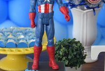 Pojeto Avengers