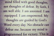 I declare...,
