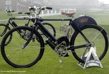 Bikes { motorized-bicycle & moped }