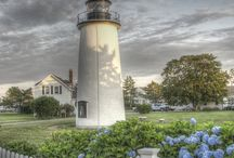 LIGHTHOUSES / by Connie Lenden