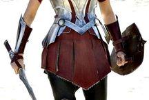 Female Armour