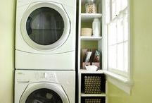 Laundry Rooms / by Shannon HF