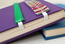 wrap gift book marker