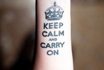 Tattoos I Want!