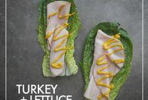 Lunch Ideas / by Jeanette Ann
