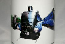 George Morgan Railway Mugs