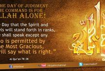 Qiyaamat/ Day of Judgement