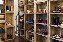 House dressroom