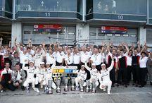 6 Horas de Nürburgring 2015 / El Equipo Porsche logra una doble victoria en la cuarta prueba del Campeonato del Mundo de Resistencia FIA (WEC), en la categoría LMP1 con el Porsche 919 Hybrid y en la categoría GTE Pro con el Porsche 911 RSR.