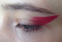 Makeup Colour fashion