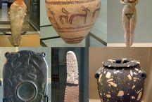 art history files - 1.1. predynastic period - ancient egypt