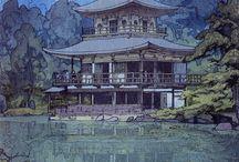 LX Hiroshi Yoshida (1876 - 1950)